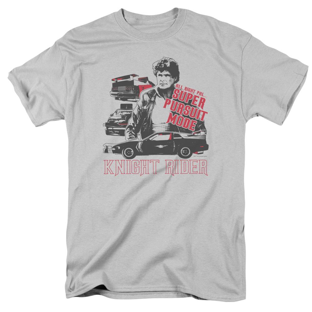 Knight Rider Super Pursuit Mode T-Shirt