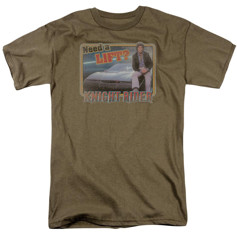 Knight Rider Need A Lift T-Shirt