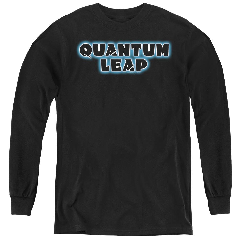 Quantum Leap Logo Kids Long Sleeve Shirt