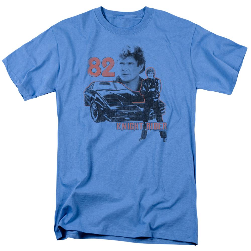 Knight Rider 1982 Vintage Car T-Shirt