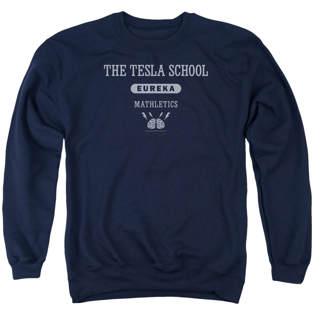 Eureka Tesla School Sweatshirt
