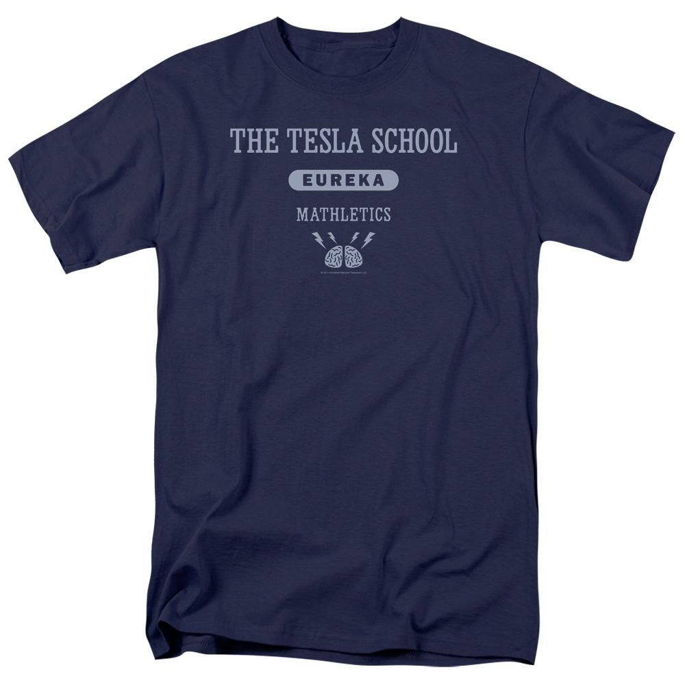 Eureka Tesla School T-Shirt