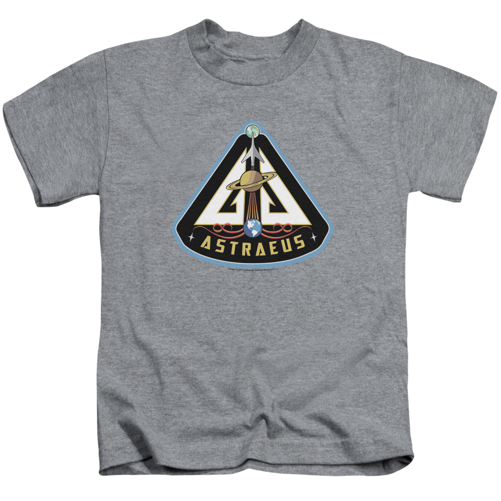 Eureka Astraeus Mission Patch Juvy T-Shirt