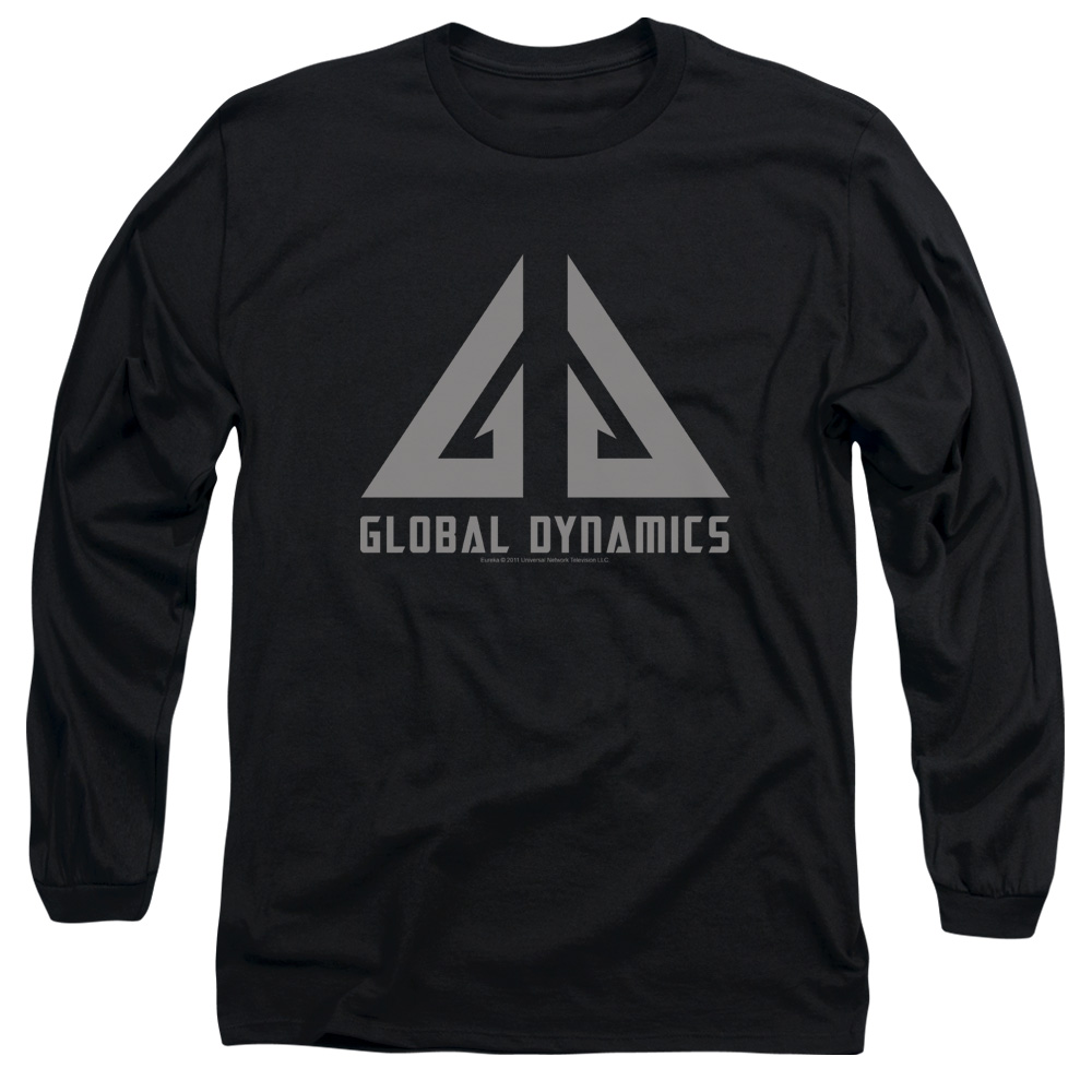 Eureka Global Dynamics Logo Long Sleeve Shirt