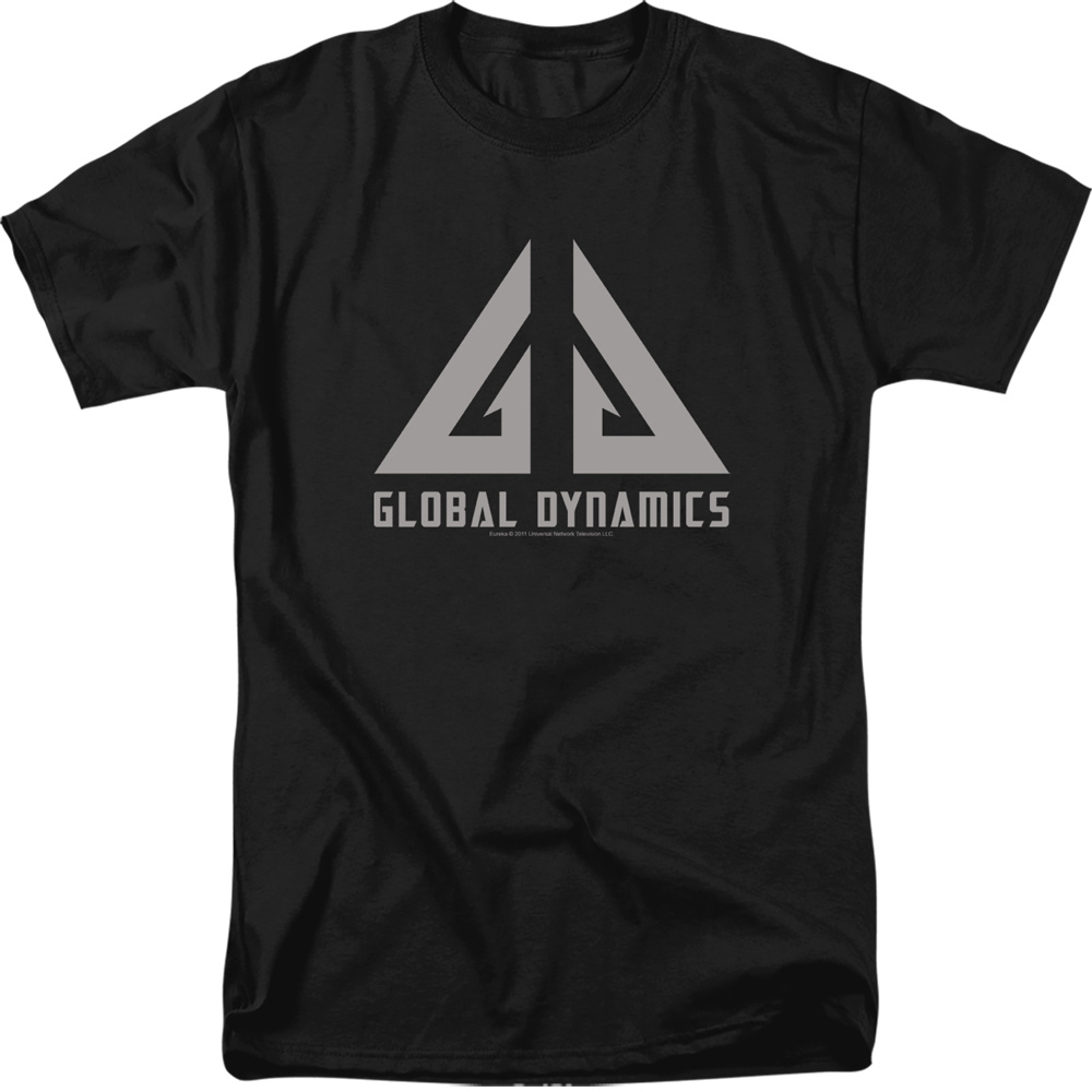 Eureka Global Dynamics Logo T-Shirt