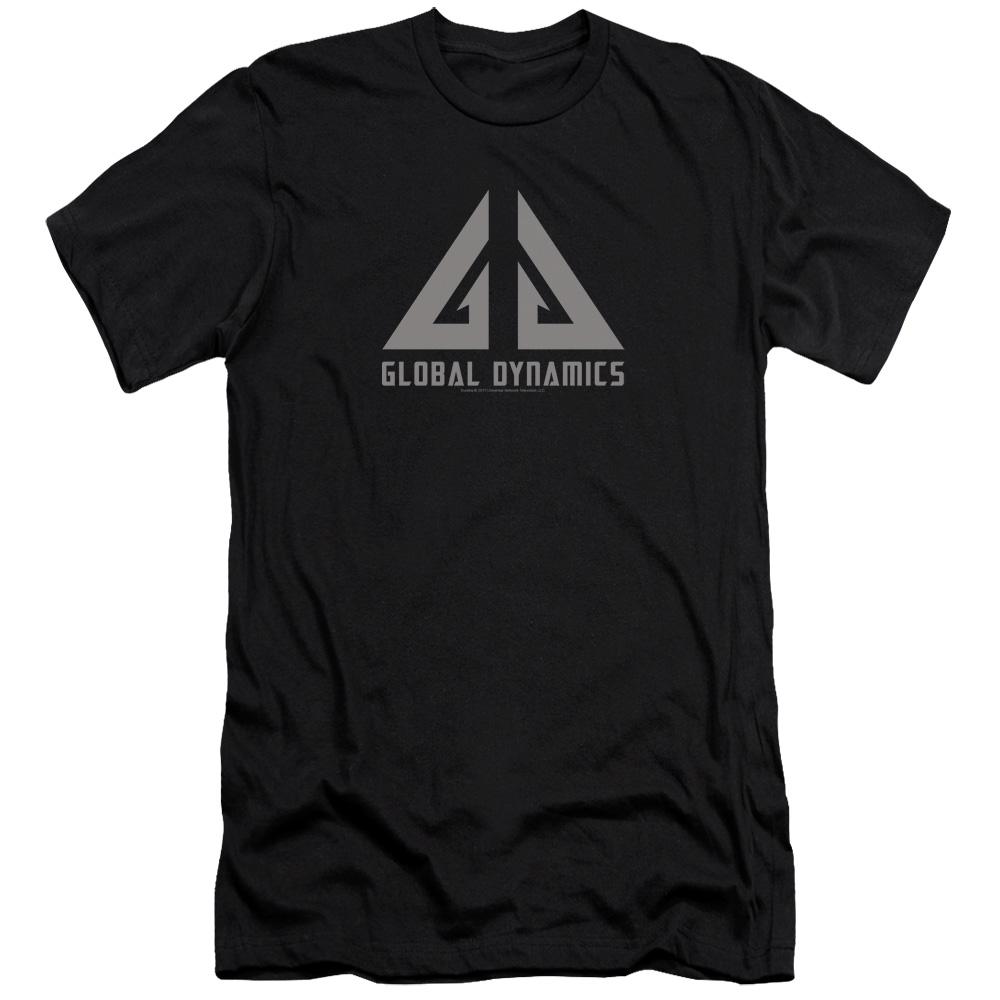 Eureka Global Dynamics Logo Premium Slim Fit T-Shirt