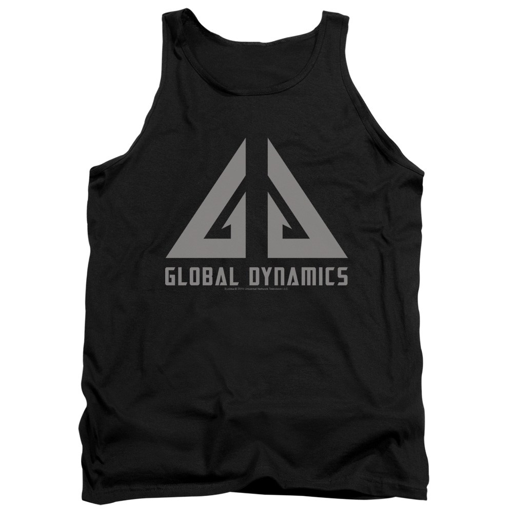 Eureka Global Dynamics Logo Tank Top