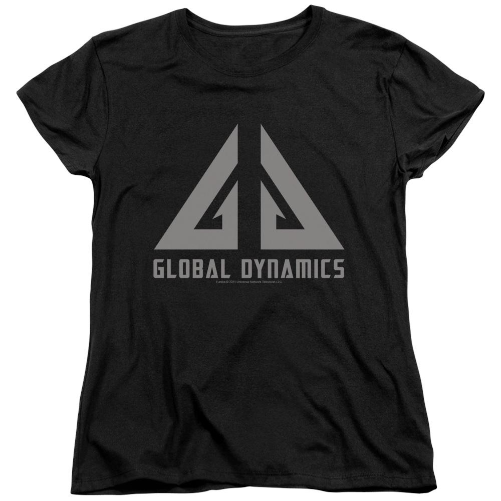 Eureka Global Dynamics Logo Women's T-Shirt