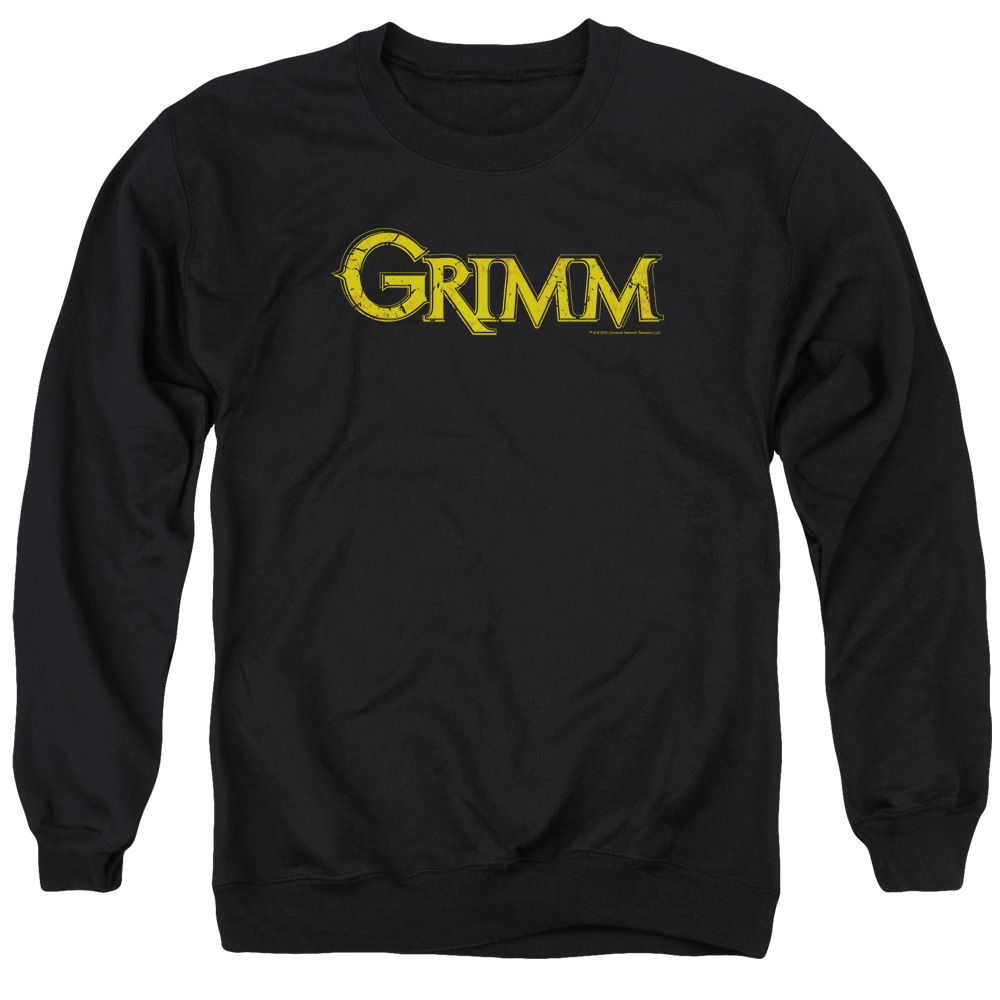 Grimm Gold Logo Sweater