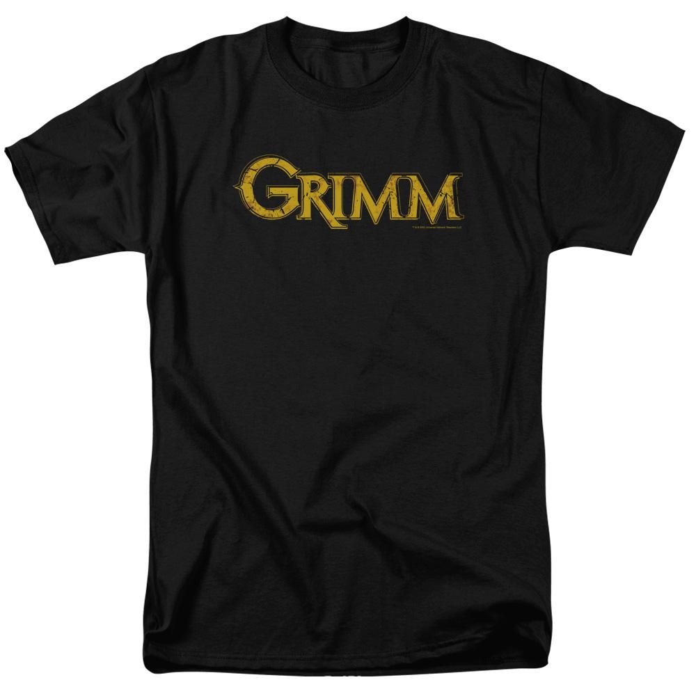 Grimm Gold Logo T-Shirt
