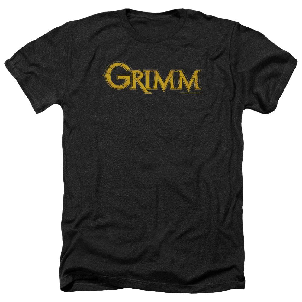 Grimm Gold Logo Heather T-Shirt