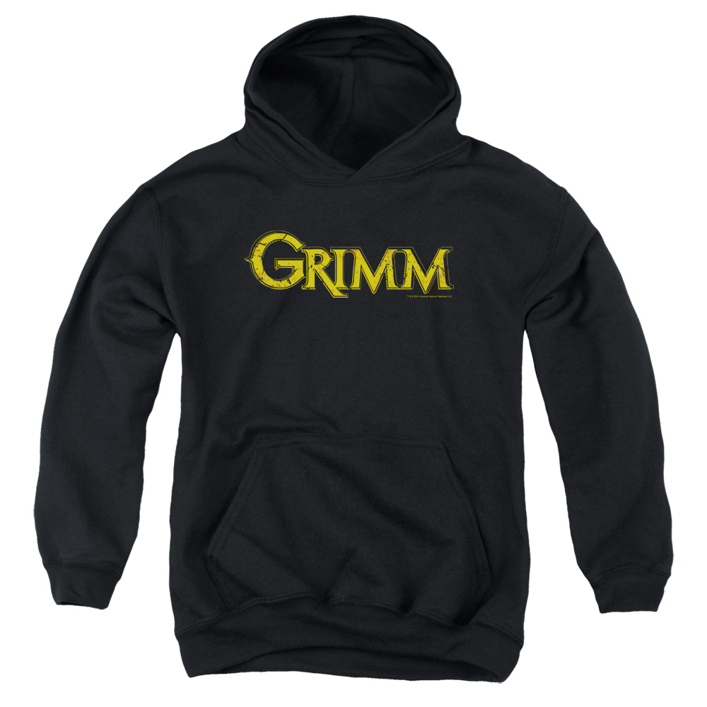 Grimm Gold Logo Kids Hoodie