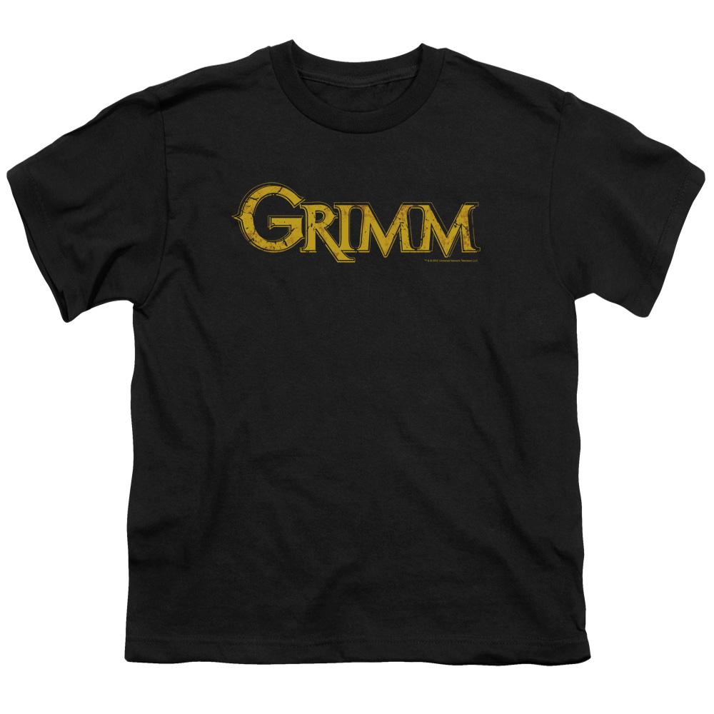 Grimm Gold Logo Kids T-Shirt