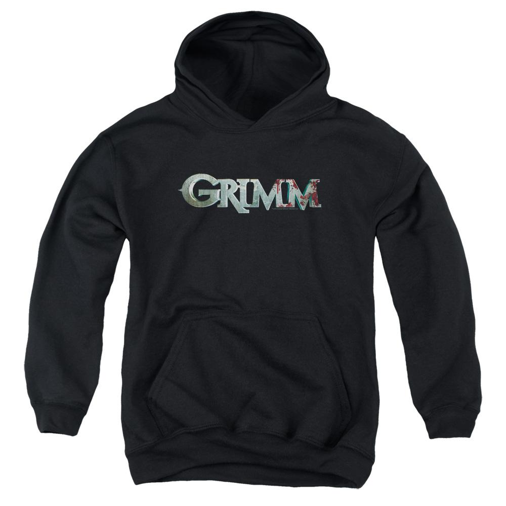 Grimm Bloody Logo Kids Hoodie