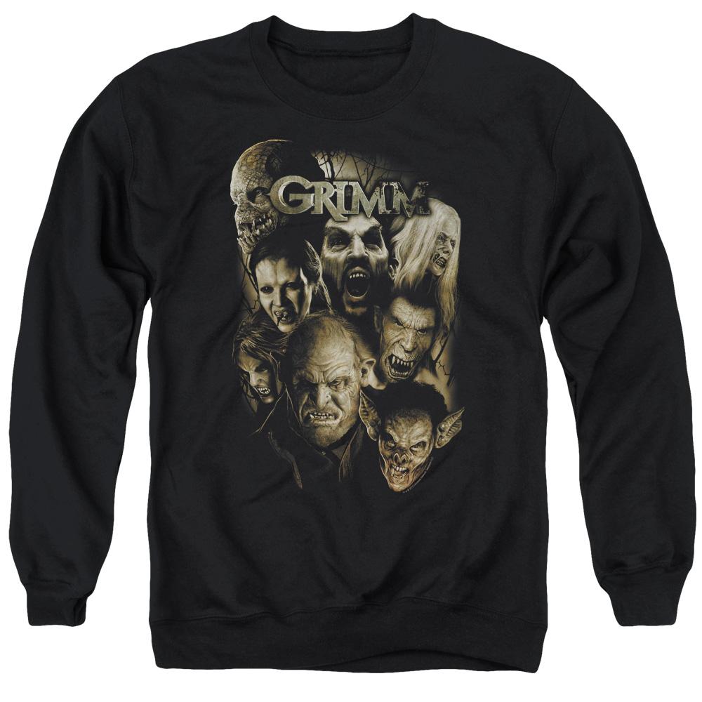 Grimm Wesen Sweater
