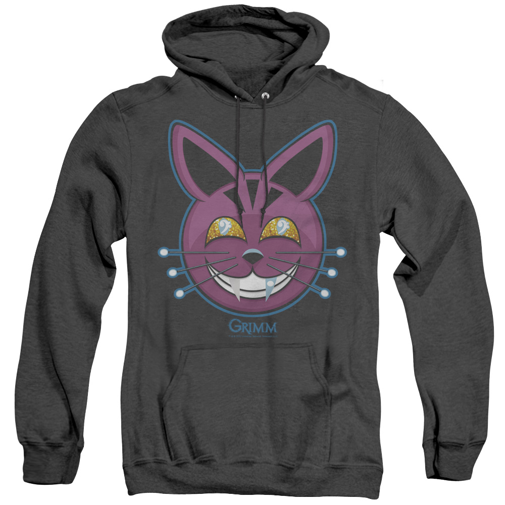 Grimm Retchid Kat Adult Heather Hoodie