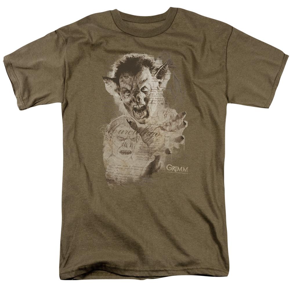 Grimm Murchielago Sketch T-Shirt