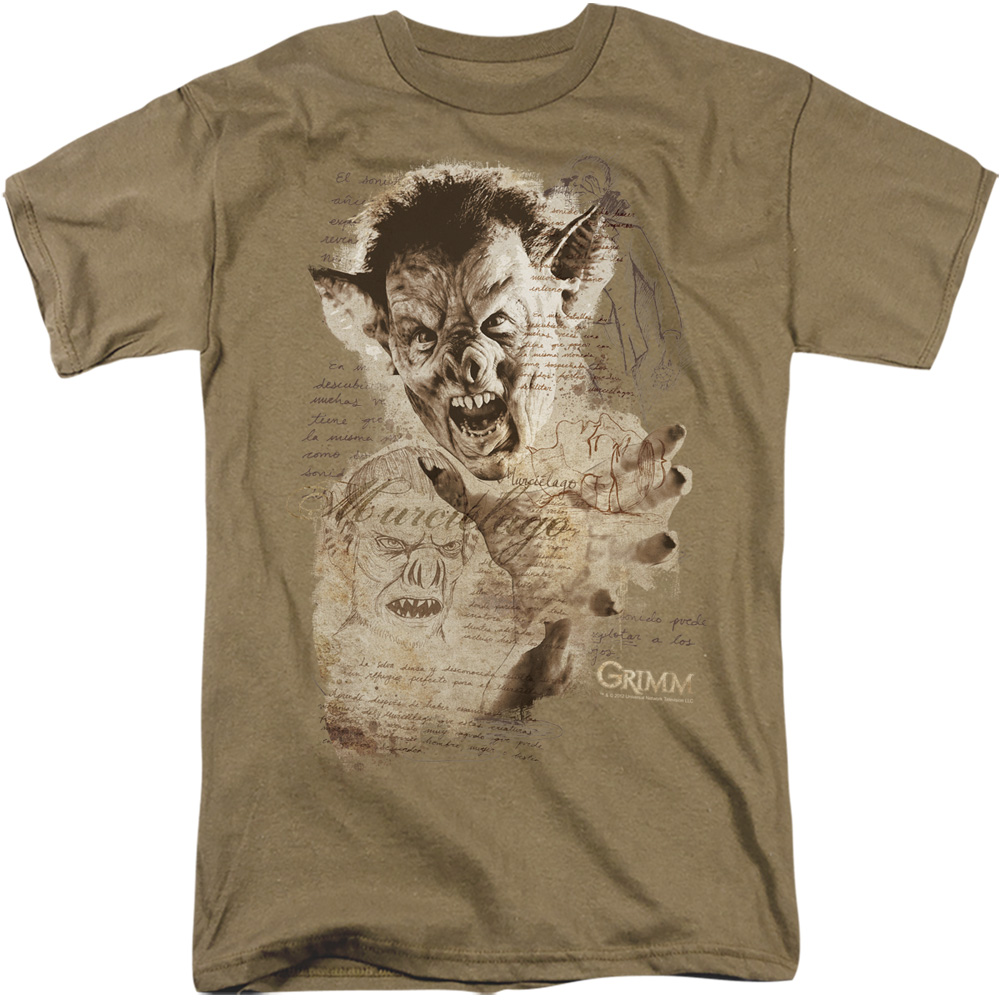 Grimm Murchielago Sketch T-Shirt