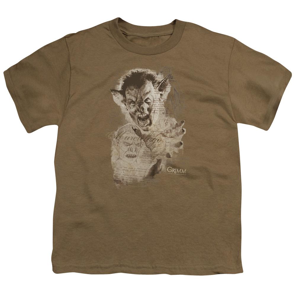 Grimm Murchielago Sketch Kids T-Shirt