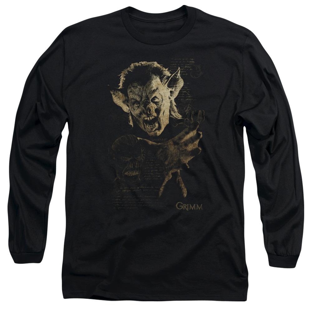 Grimm Murcielago Long Sleeve Shirt