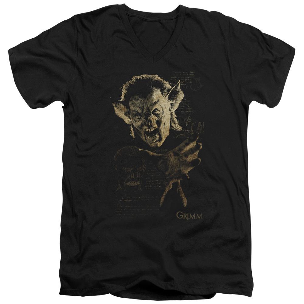 Grimm Murcielago V-Neck T-Shirt