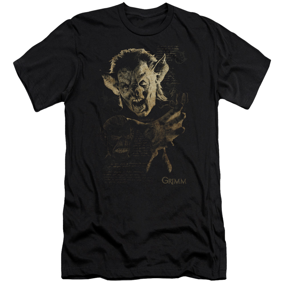 Grimm Murcielago Slim Fit T-Shirt