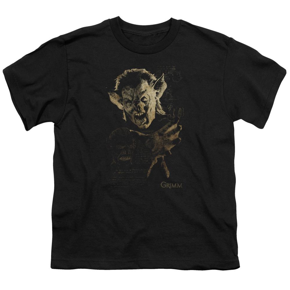 Grimm Murcielago Kids T-Shirt
