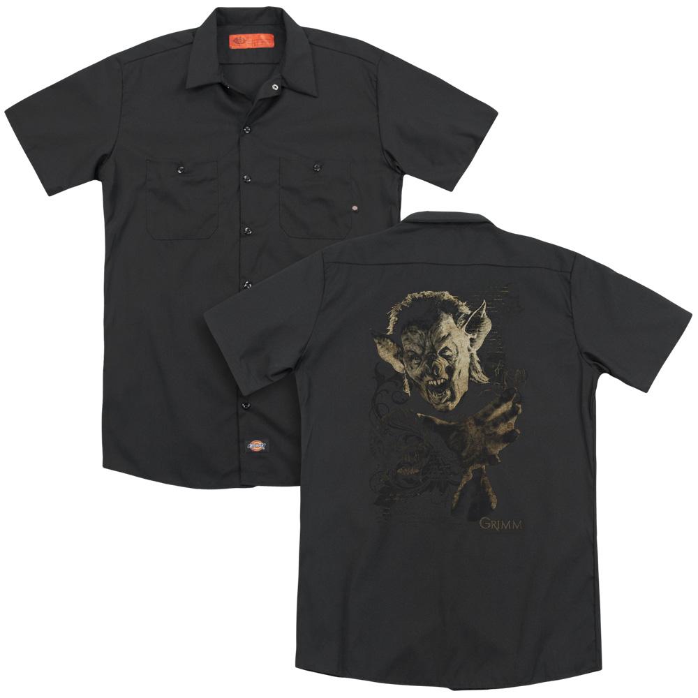 Grimm Murcielago Work Button Up Shirt