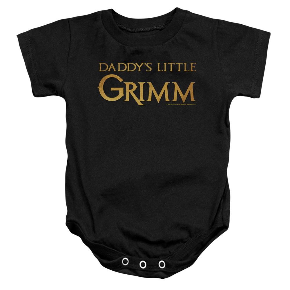 Daddy's Little Grimm Baby Bodysuit