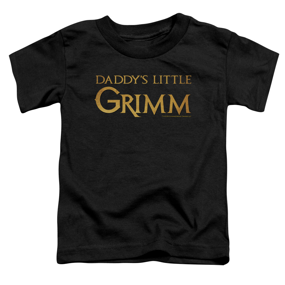 Daddy's Little Grimm Toddler T-Shirt