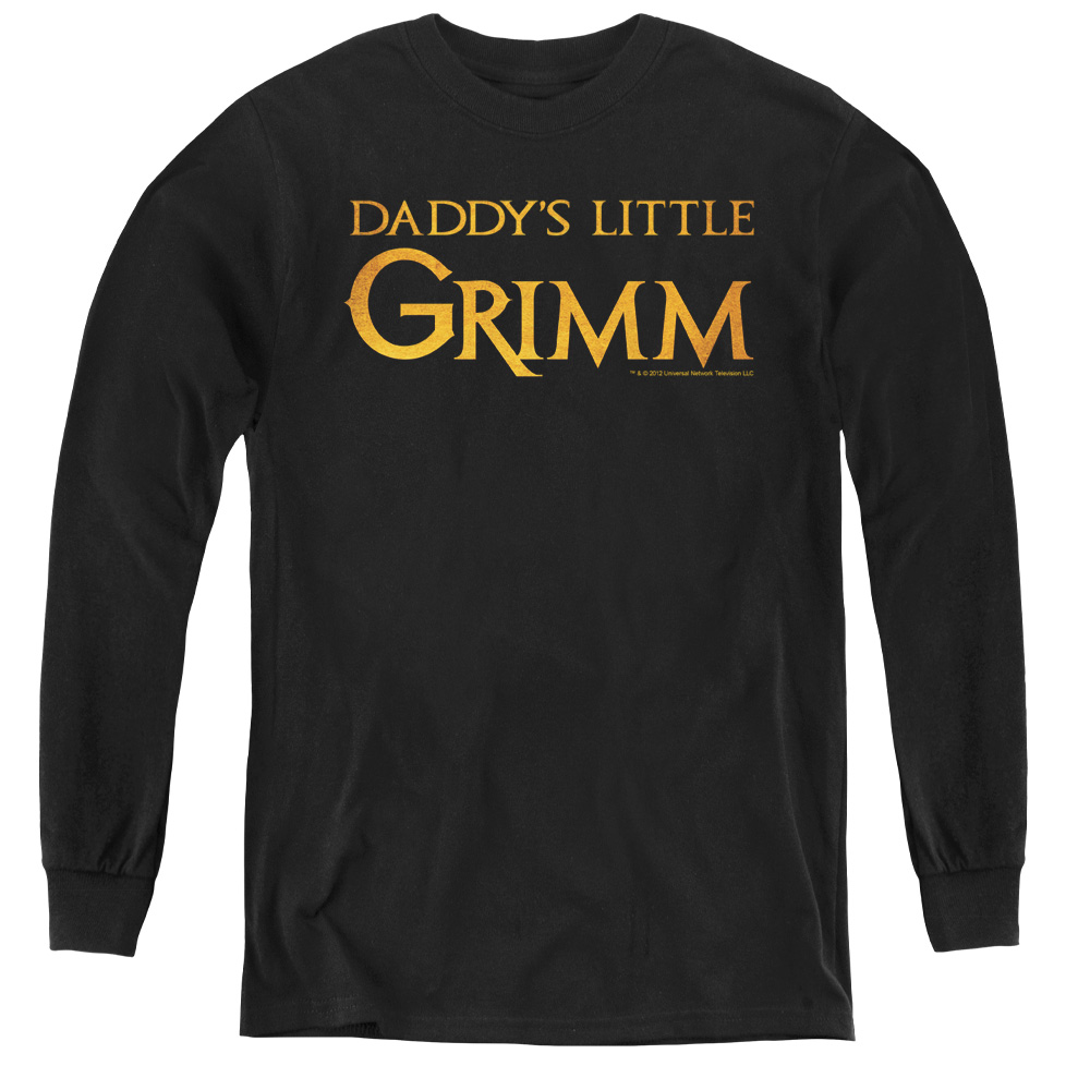 Daddy's Little Grimm