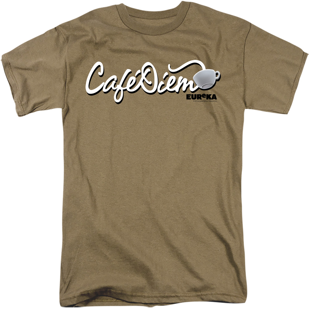 Eureka Cafe Diem T-Shirt