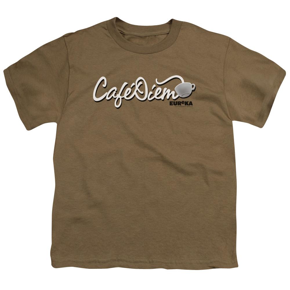 Eureka Cafe Diem Kids T-Shirt