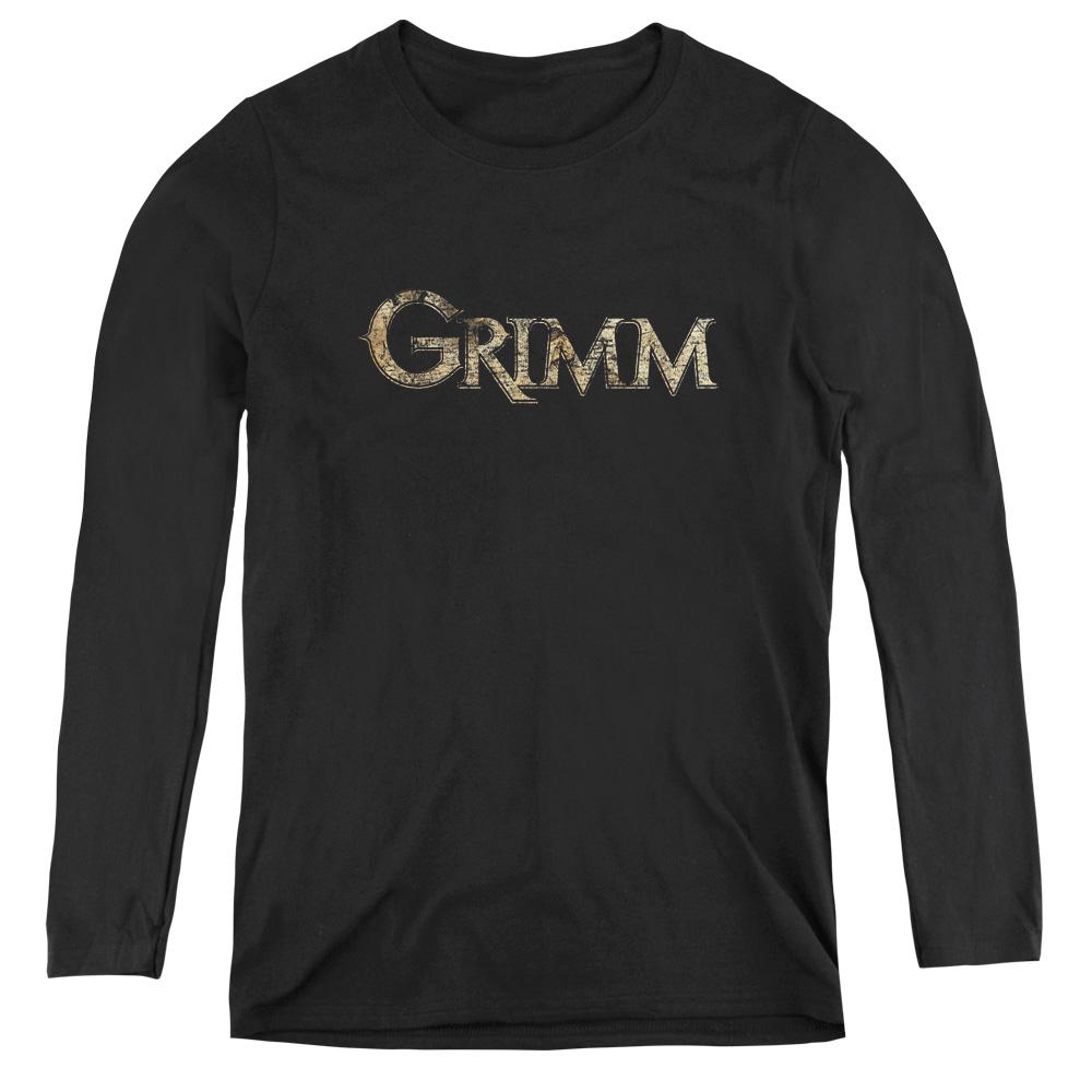 Grimm Logo Women's Long Sleeve Shirt