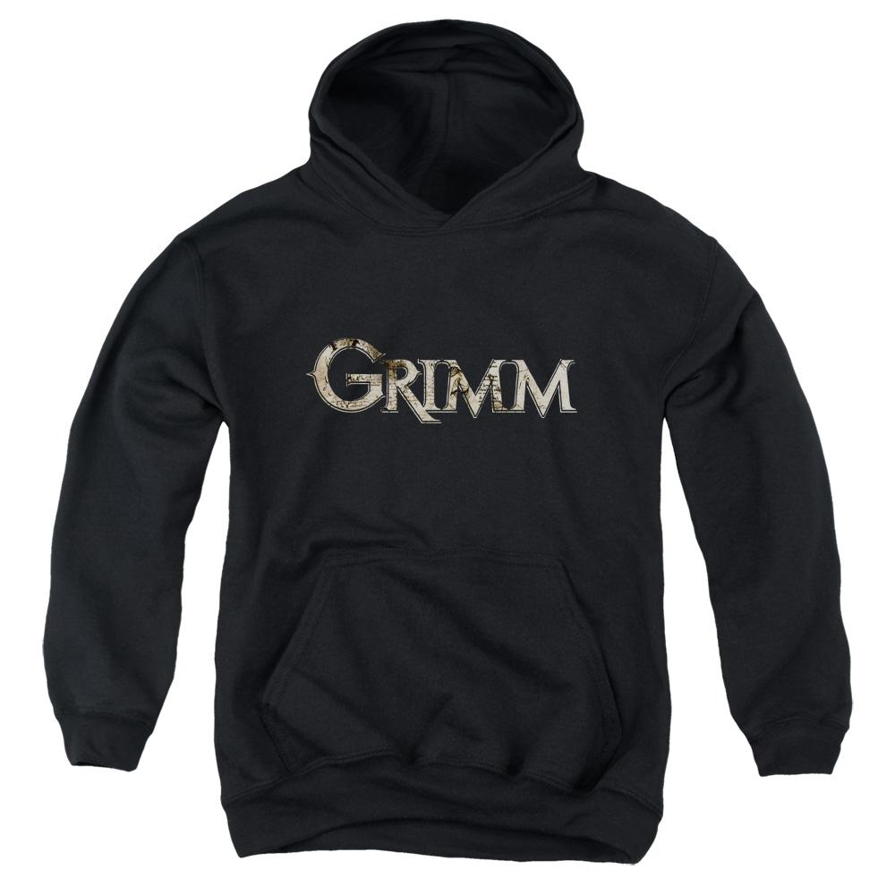 Grimm Logo Kids Hoodie