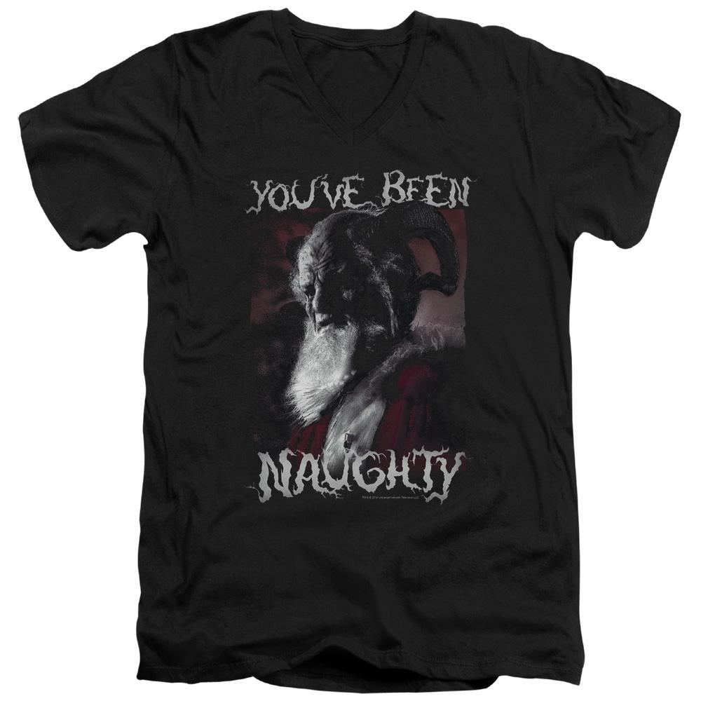 Grimm Merry Krampus V-Neck T-Shirt