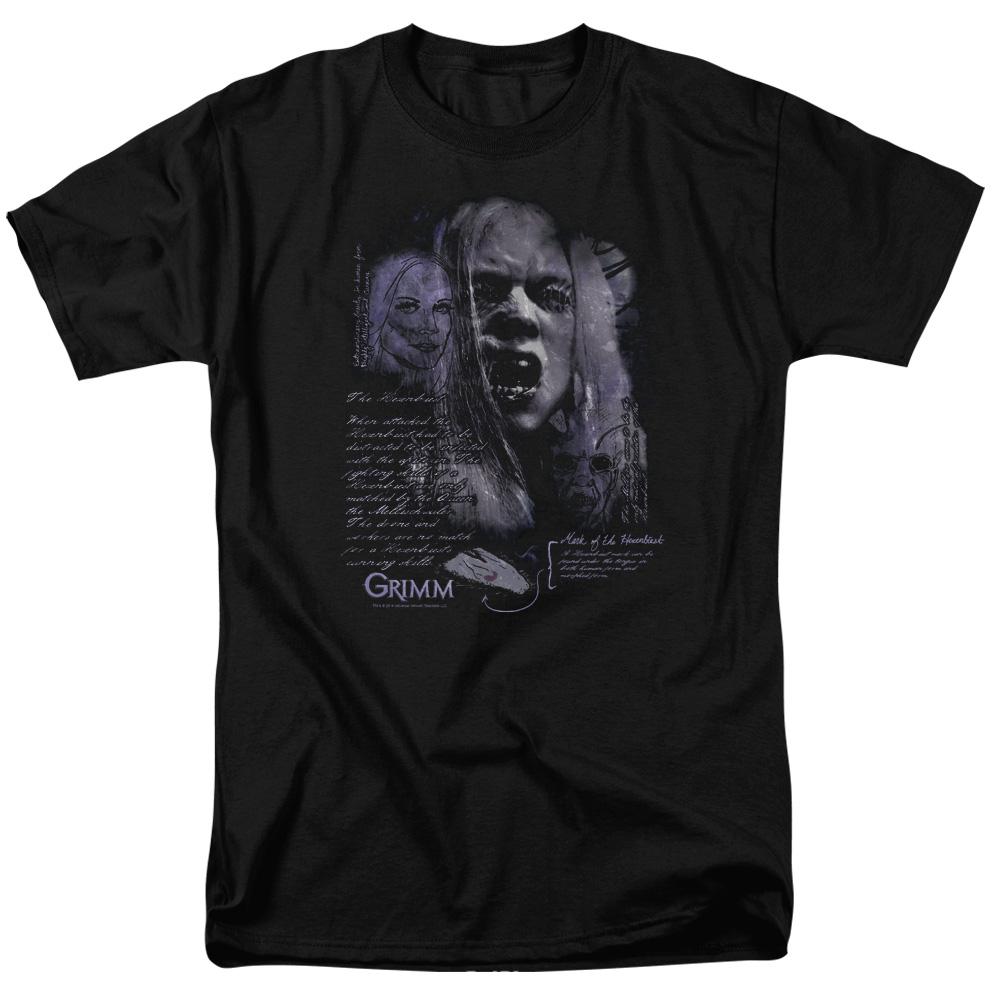 Grimm Lady Hexenbeast T-Shirt