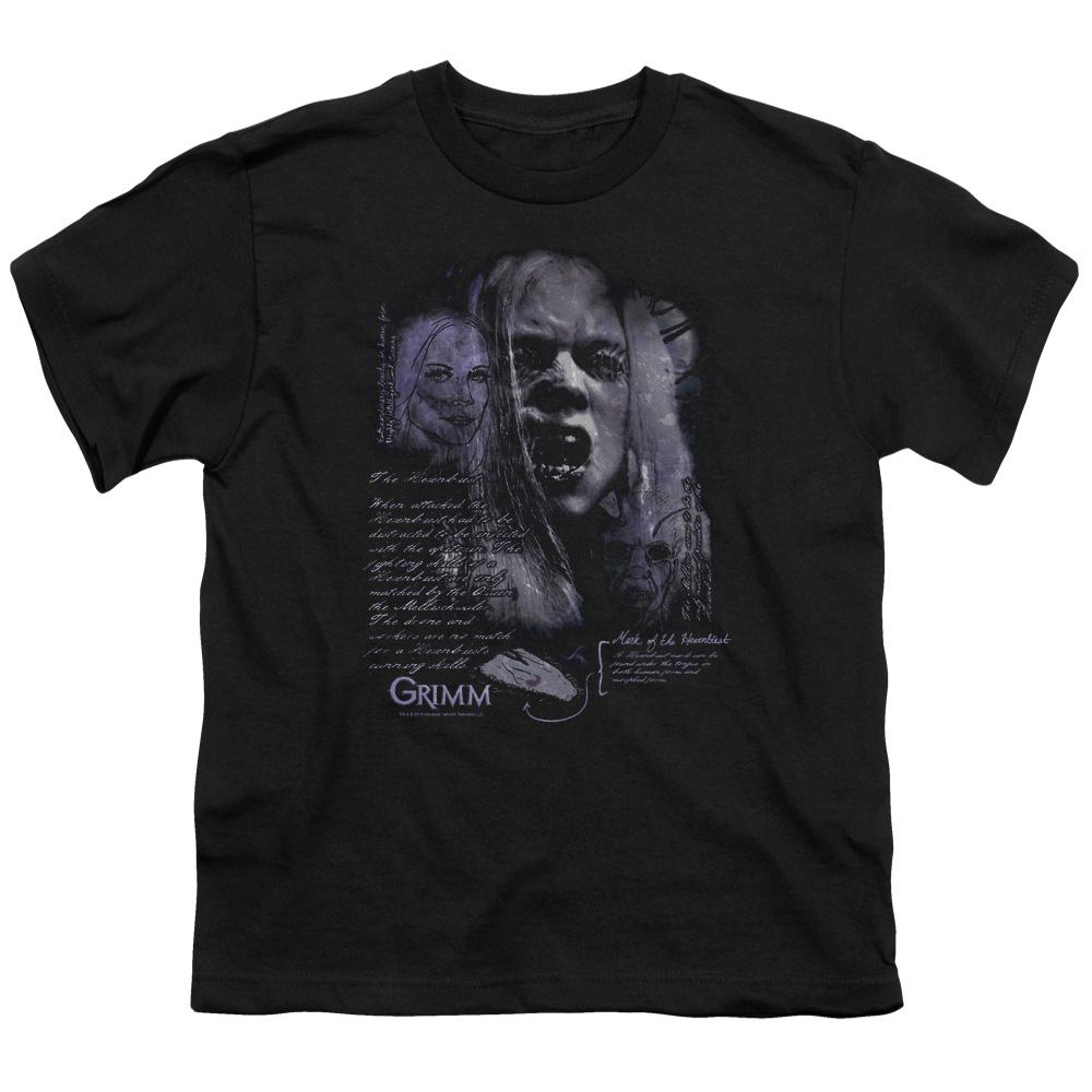 Grimm Lady Hexenbeast Kids T-Shirt