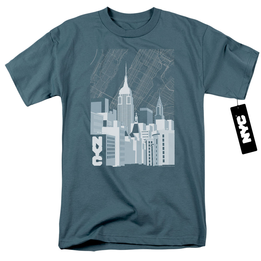 Manhattan Monochrome