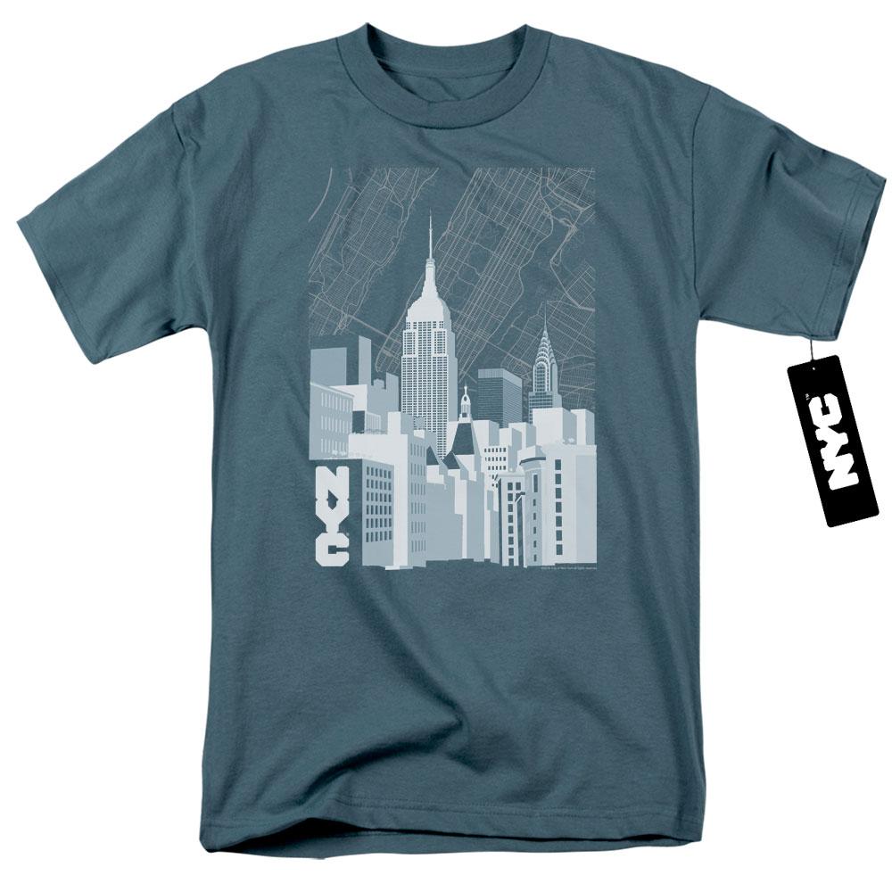 Manhattan Monochrome T-Shirt