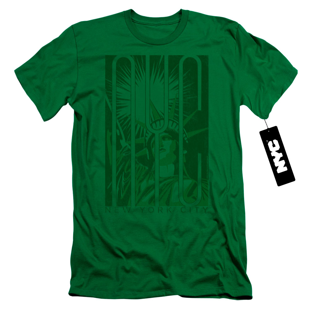 New York City Liberty Slim Fit T-Shirt