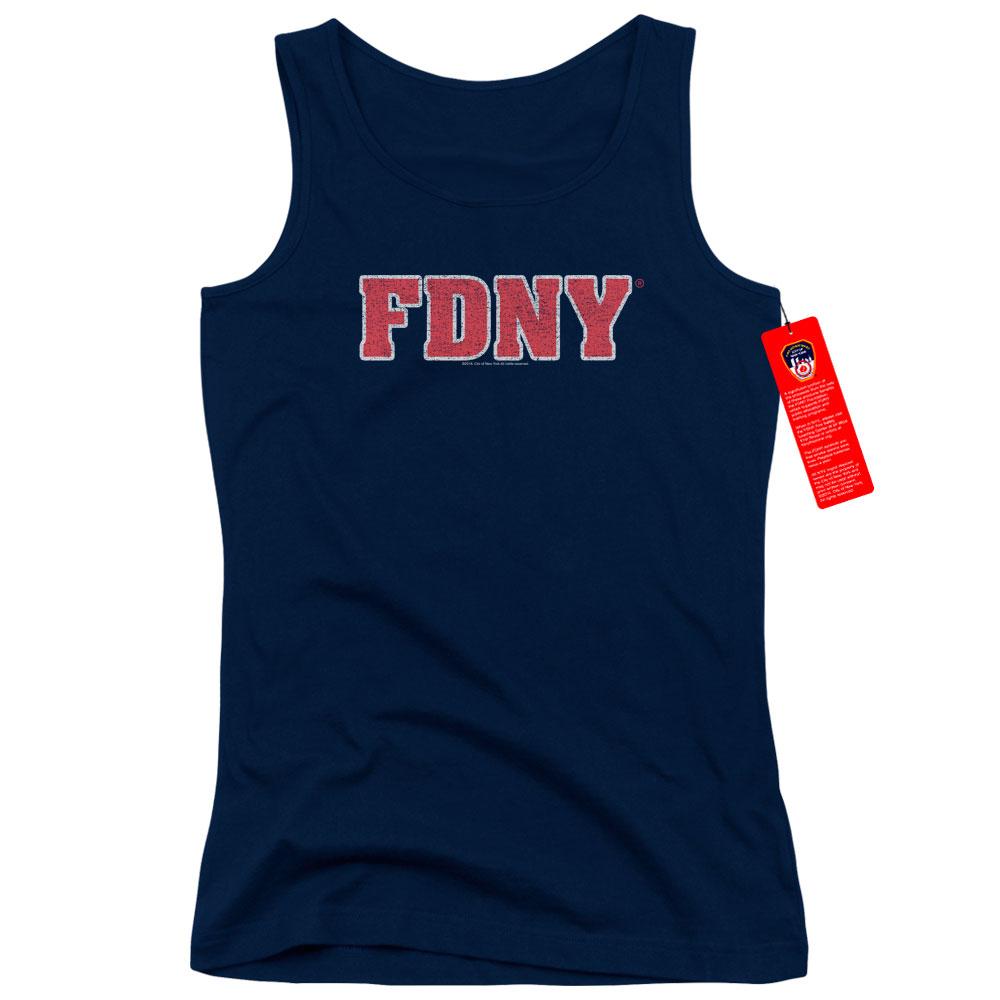 New York City Fire Department Juniors Tank Top