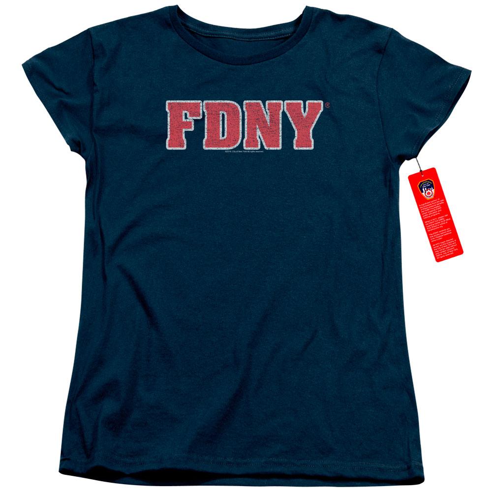 New York City Fire Department Women's T-Shirt