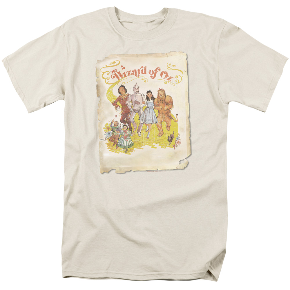 Poster of The Wizard of Oz T-Shirt