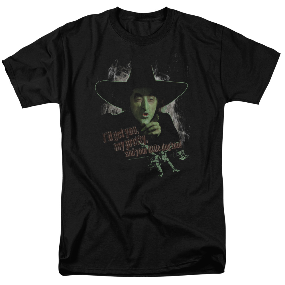 And Your Little Dog Too Wizard of Oz T-Shirt