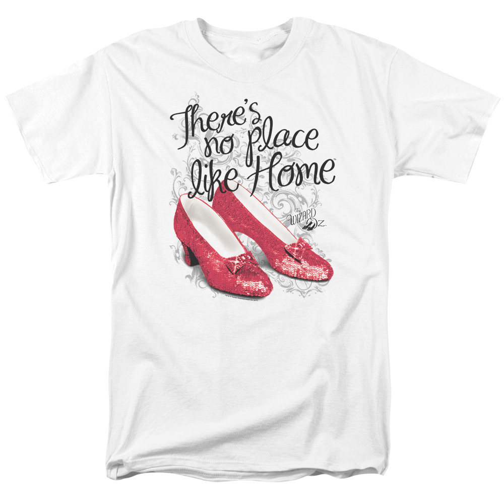 Ruby Slippers Wizard of Oz T-Shirt