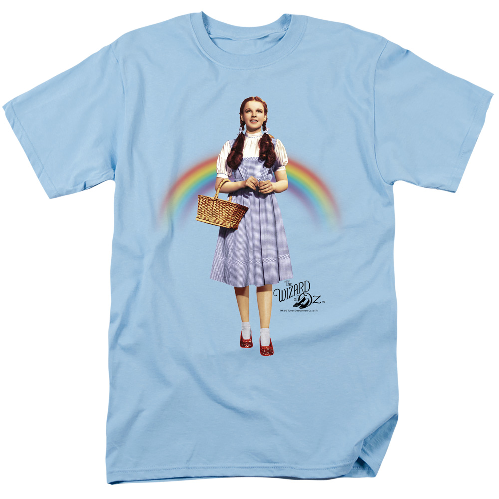 Over The Rainbow Wizard of Oz T-Shirt