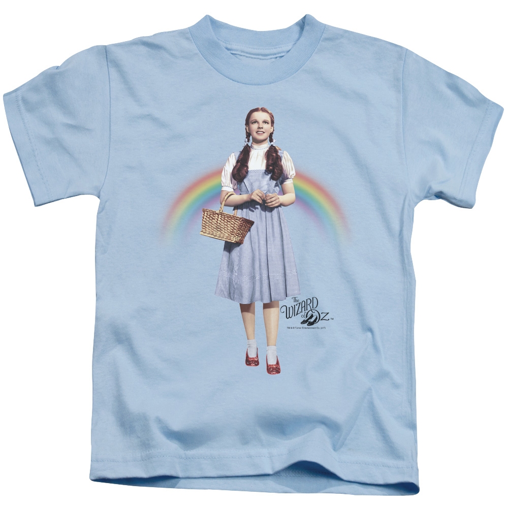 Over The Rainbow Wizard of Oz Juvy T-Shirt