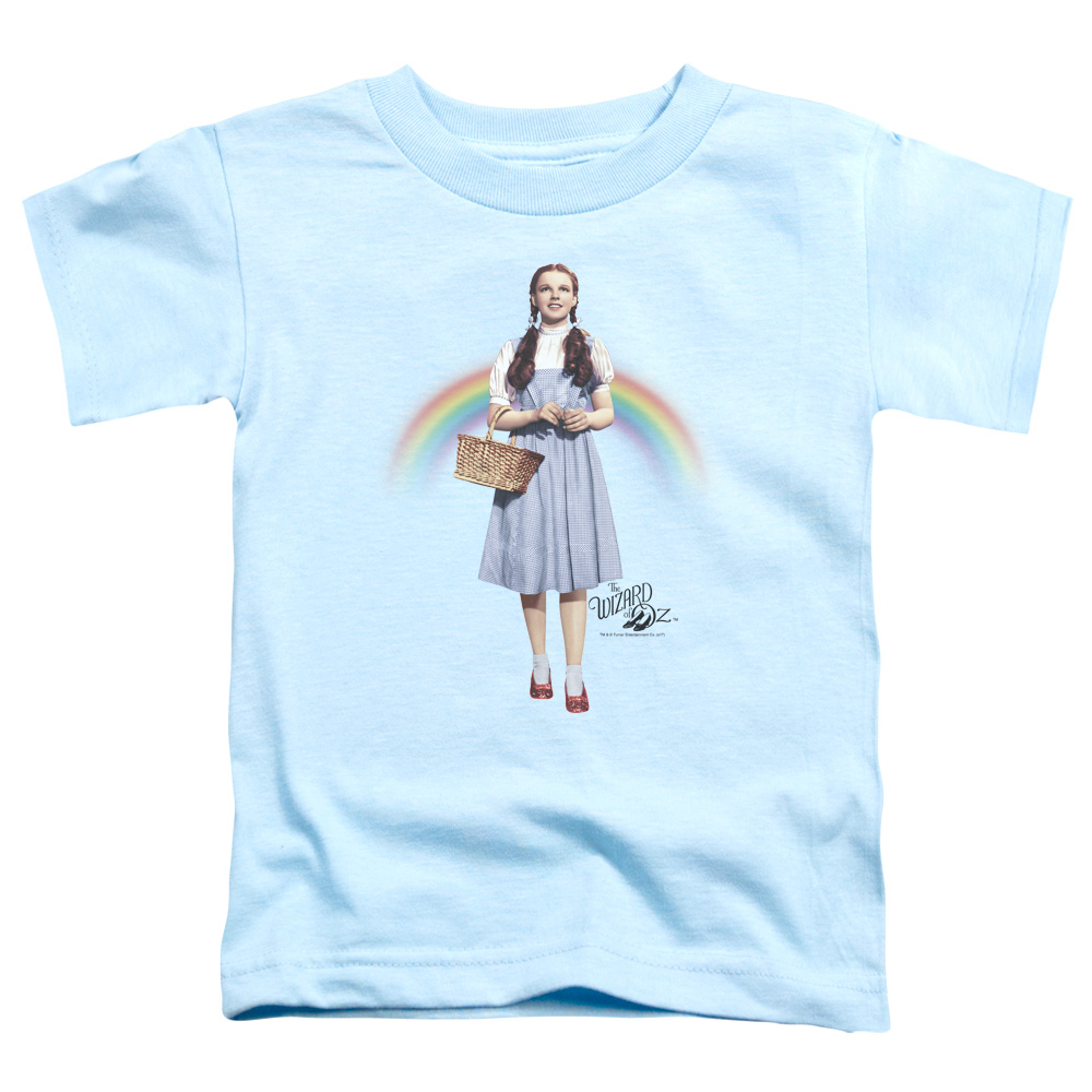 Over The Rainbow Wizard of Oz Toddler T-Shirt