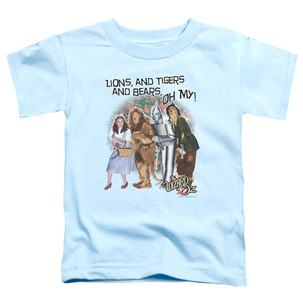 Oh My Wizard of Oz Toddler T-Shirt